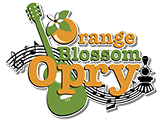 The Orange Blossom Opry Logo